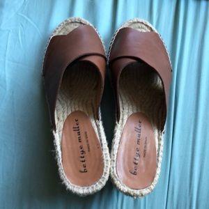 e88de150894 Anthropologie Shoes - Bettye Muller Dijon espadrille wedges